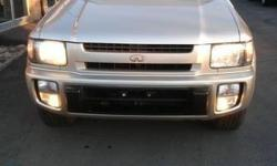 Infiniti QX4 W/New 56k Engine, Fully Loaded, Fully Certified