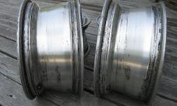 JEEP Alloy Rims - Pair - 15 X 7 - 5 Bolt