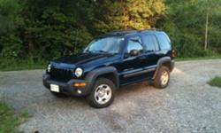 Jeep liberty certified etested  OBO