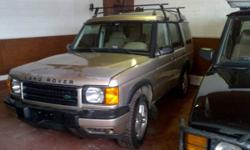 Land Rover Discovery II 1999 - 2004 PARTS AVAILABLE