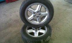 LAND ROVER Range Rover Discovery 1 and 2 Rims AND Tires!!