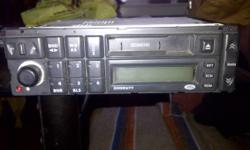 Land Rover Range Rover P38 Navigation and Stereo System