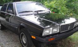 maserati 425 biturbo 1986