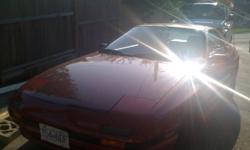 Mazda RX7 1987