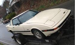 Mazda rx7 parts 79-85 rx7