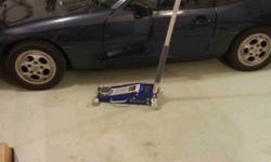 Michelin Racing Trolley Jack - Aluminium 1.5 Tonne