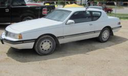 MINT* 1987 Mercury Cougar LS Coupe