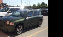 Mint Condition 2009 Jeep Compass North Edition