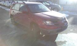Mitsubishi Outlander -2004