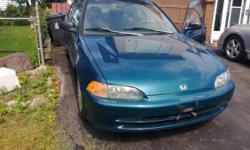 MUST GO! 1994 Honda Civic