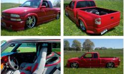 MUST SEE!!! 2000 Chevrolet S-10 Xtreme Pickup Truck - AIR RIDE!!