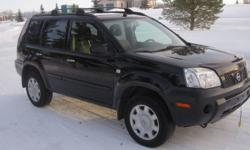 Must Sell 2005 Nissan X-trail SUV  OBO