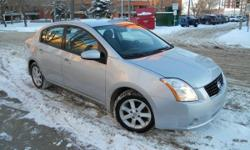 Nissan Sentra 2008,automatic,low kms