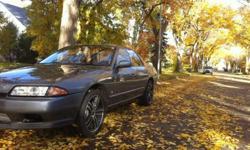 Nissan Skyline GTS-4 for sale (LOW KM