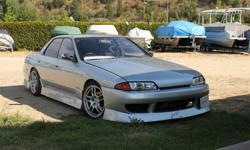 Nissan Skyline GTST - 2L Turbo