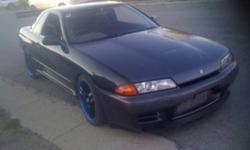 Nissan skyline gtst rb20 many mods
