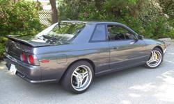 Nissan Skyline GTS-t Turbo Coupe