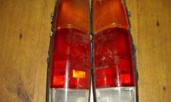 Nissan Truck Tail lights