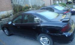 Pontiac grand am 2003-great condition.