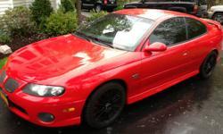 Pontiac GTO 5.7 Liter V8 2004