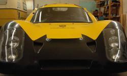 Porsche 917 replicar