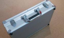 Porsche OEM Tequipment Car Care Kit with Aluminum Case