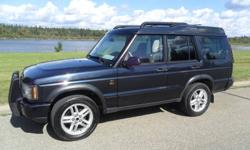 *Reduced** 2004 Land Rover Discovery Only  obo