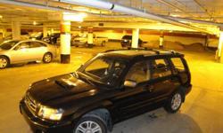 Reduced!!!! 2004 Subaru Forester 2.5 XT Turbo