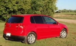 REDUCED PRICE) 2007 2.5L Volkswagen Rabbit Hatchback
