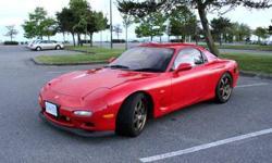 RHD Mazda RX7 for