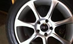 Rims and Tires for Infiniti g35 coupe