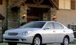 SALE!Lexus ES 330 Sedan Golden Pearl!!!