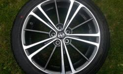 scion frs oem wheels and tires