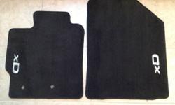 Scion XD floor mats