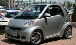 Smart Car Brabus 451 Fortwo Monoblock VII wheels tires