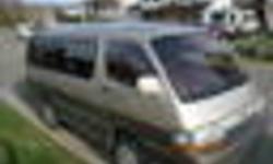 TOYOTA HIace Turbo Diesel RHD
