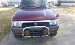 Toyota Hilux Turbo Diesel - $7500
