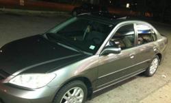 URGENT SALE: 2005 Honda Civic LX-G 1.7L Automatic