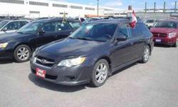 US 2008 Subaru Legacy 2.5