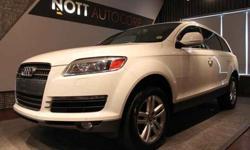 US 2009 Audi Q7 3.6 AWD, Luxury pkg, Ultraview