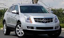 US 2010 Cadillac SRX Premium Collection, Navigation