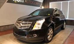 US 2010 Cadillac SRX AWD Turbo, Navigation, Panoram