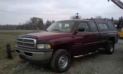 US 1996 Dodge Ram 1500 1500 SWB CLUB