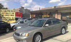 US 2002 Subaru Legacy GT