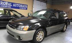 US 2001 Subaru Outback H6 3.0 AWD L.L.Bean Edition