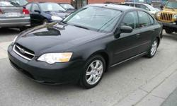 US 2007 Subaru Legacy LOADED