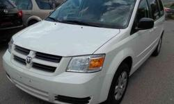 US 2008 Dodge Grand Caravan SE