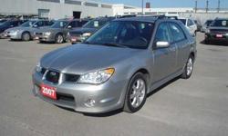 US 2007 Subaru Impreza 2.5 Wagon Auto