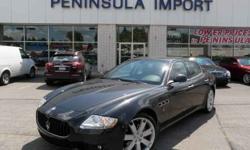 USD  2010 Maserati Quattroporte