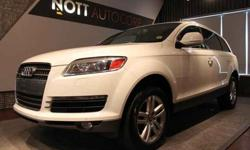 USD  2009 Audi Q7 3.6 AWD, Luxury pkg, Ultraview